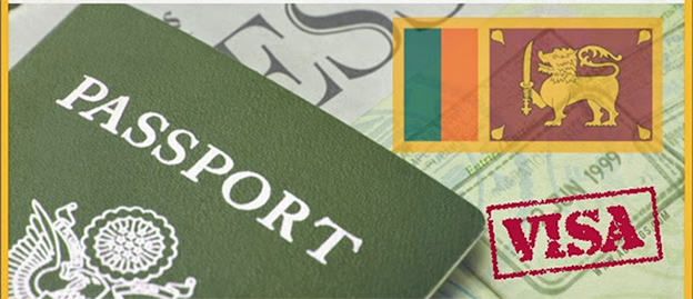 Sri lanka ETA for Transit